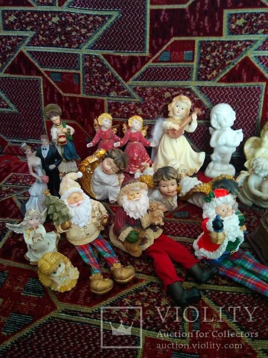 Сувениры от Санта Клауса (58 шт), фото №3