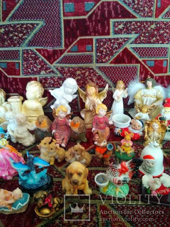 Сувениры от Санта Клауса (58 шт), фото №5