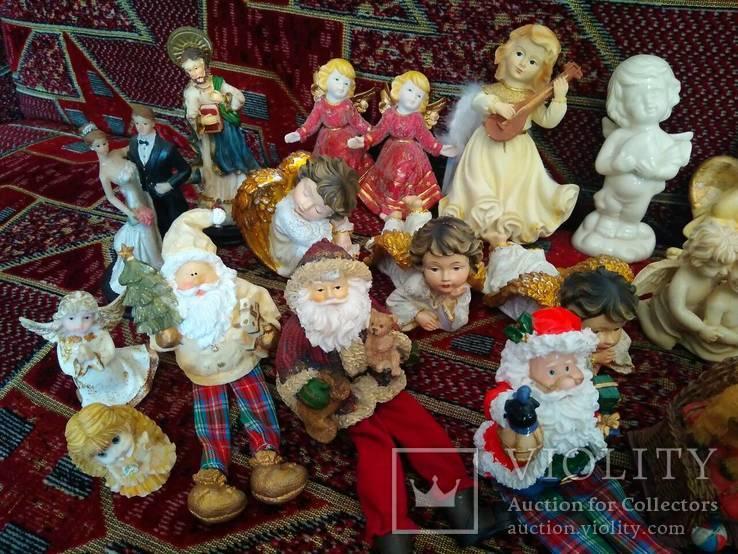 Сувениры от Санта Клауса (58 шт), фото №8
