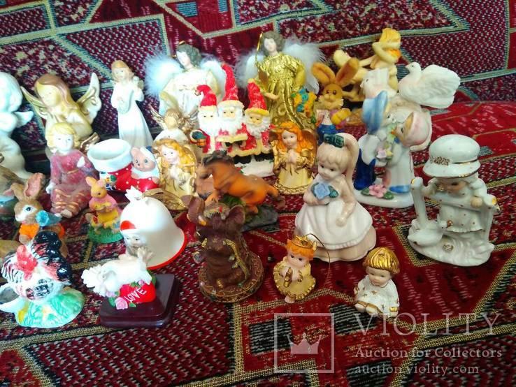 Сувениры от Санта Клауса (58 шт), фото №10