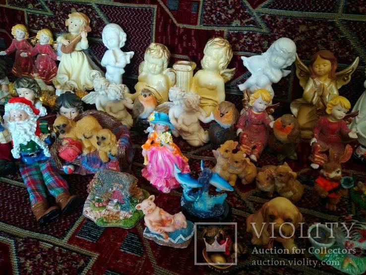 Сувениры от Санта Клауса (58 шт), фото №11