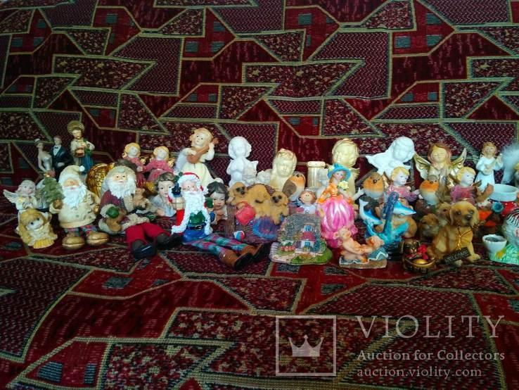 Сувениры от Санта Клауса (58 шт), фото №13