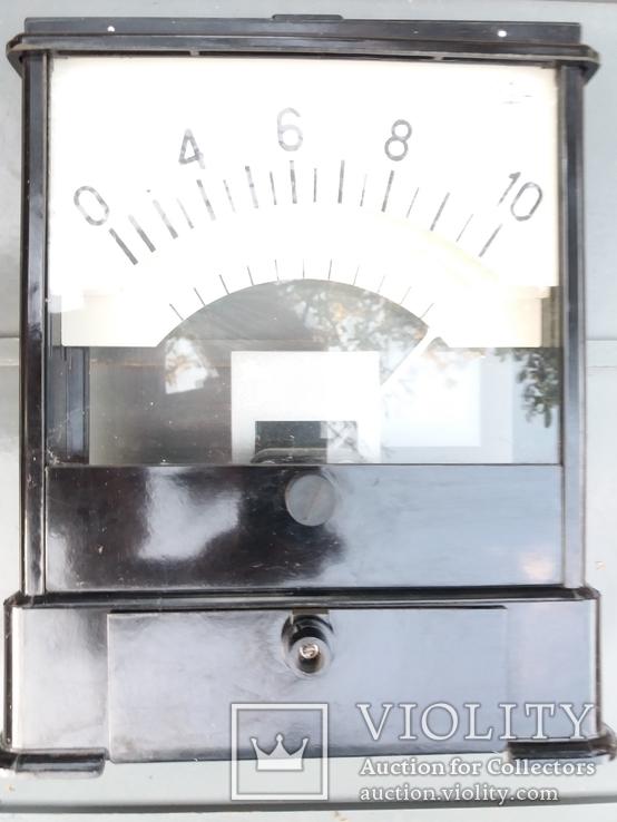 Гальванометр + усилитель, фото №3