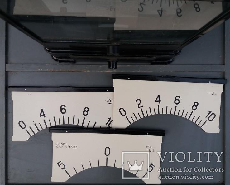 Гальванометр + усилитель, фото №7