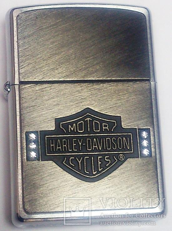 Зажигалка Zippo Harley Davidson.