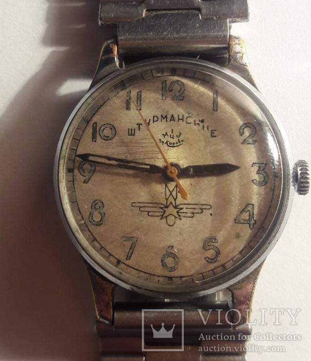 Часы Штурманские 1МЧЗ 1949год.