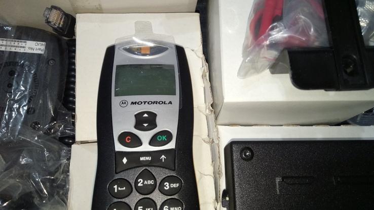 Мобильный телефон Motorola M8989 полный комплект новый, фото №4