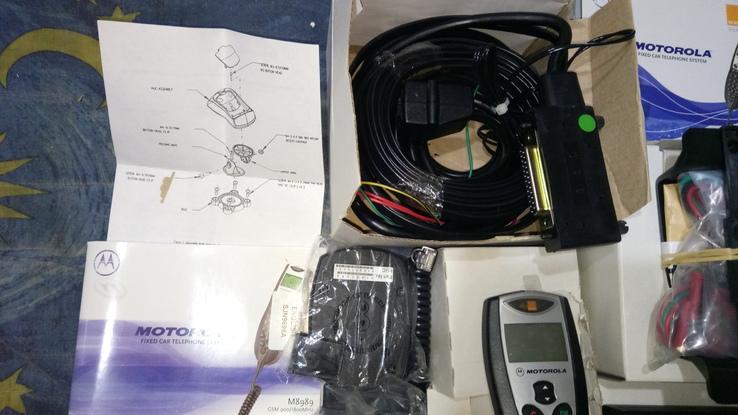 Мобильный телефон Motorola M8989 полный комплект новый, фото №6