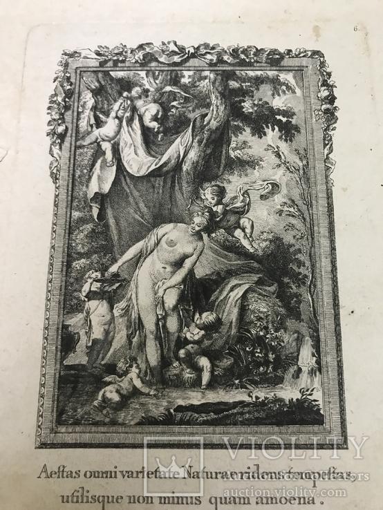 Гравюра 18 век