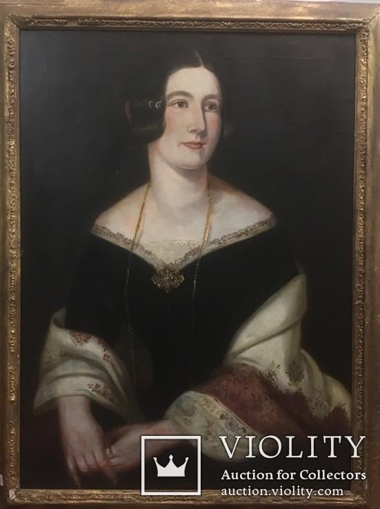 Портрет английской леди, 1830 - 1840