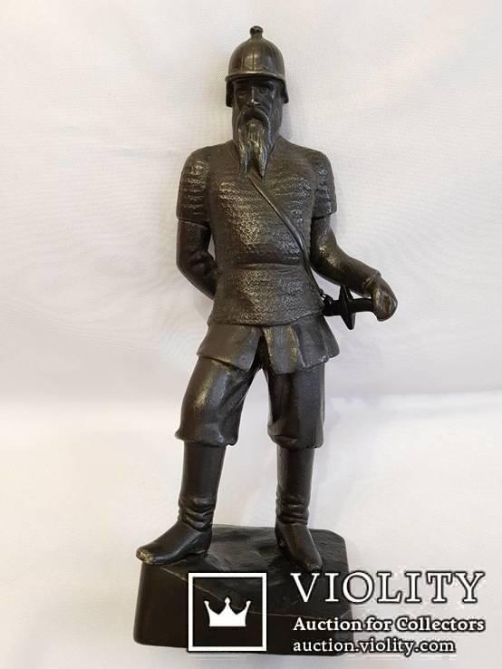 Ермак , статуэтка СССР , 23.5 см.