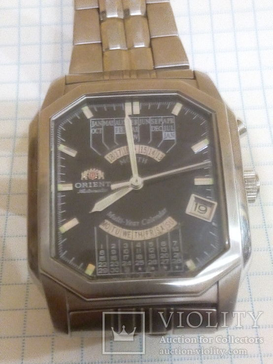 Orient EUAA CO CS.Automatik Multiyear.Уверенный ход