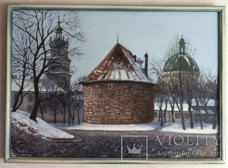 Картина, Львов