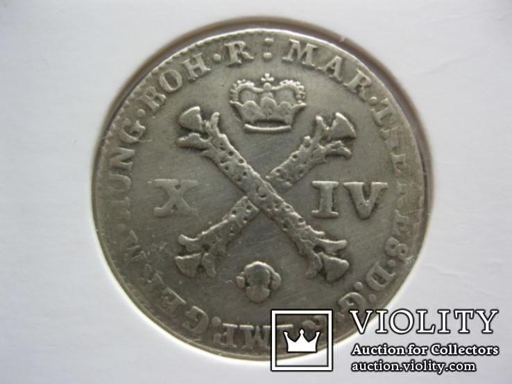 14 лиардов 1776 год Австрийские Нидерланды
