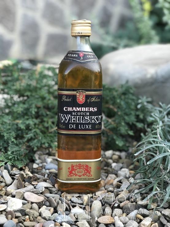 Виски Chambers De Luxe 1990s