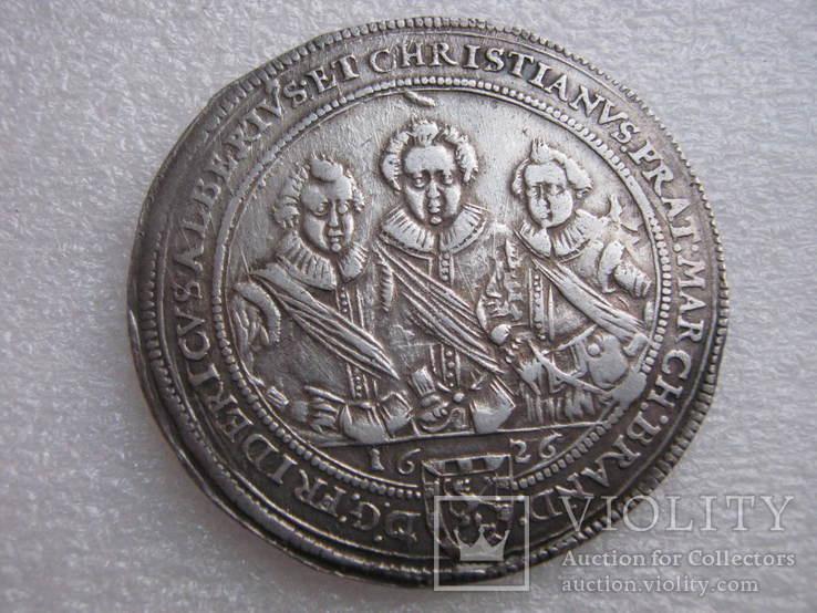 Талер 1626г