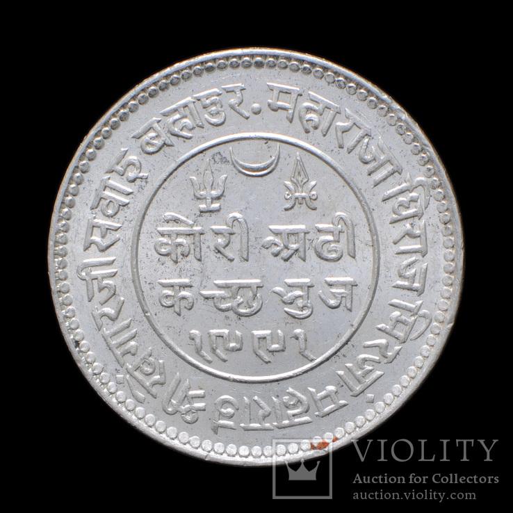 2,5 Кори 1935, Катч / Индия