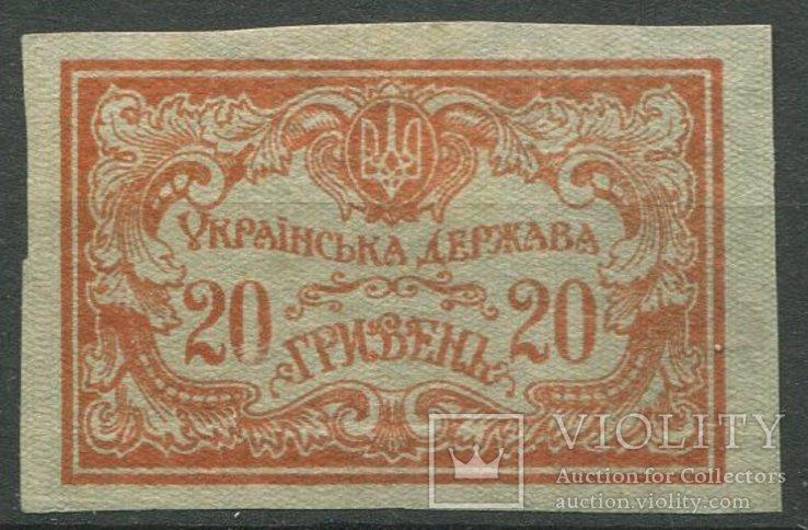 1919 УНР Украина Держава полная серия
