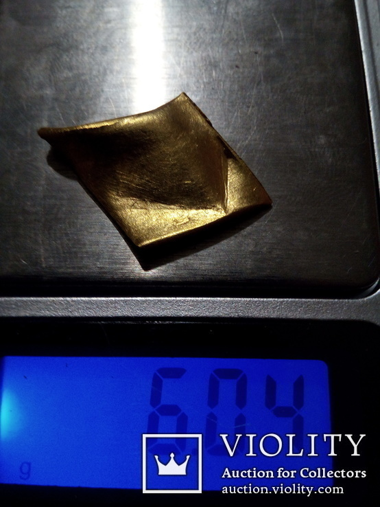 Золото ЧК.