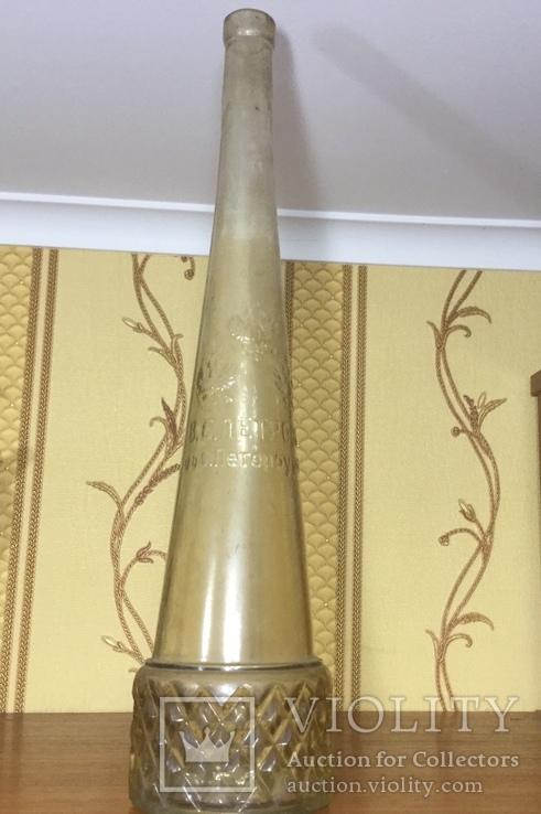 Бутылка В.Е.Петрова. Въ С. Петербургъ.