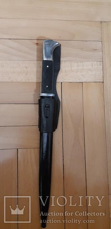 Парадный немецкий штык нож к винтовке МАУЗЕР К 98