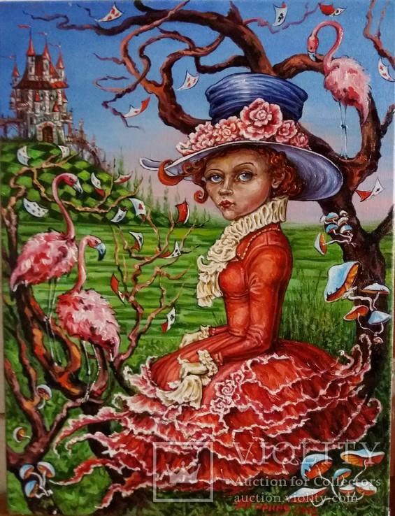 Красная королева.автор Березина К.