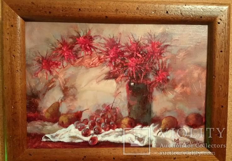 Красные Хризантемы, Роман Агасян, 2007