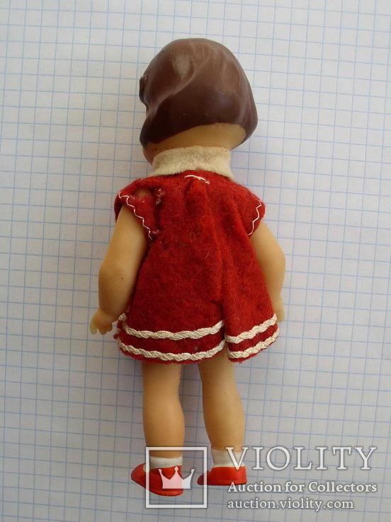 Кукла ГДР 3388 ARI 12,5 см. (August Riedeler GmbH &Co. KG), фото №10