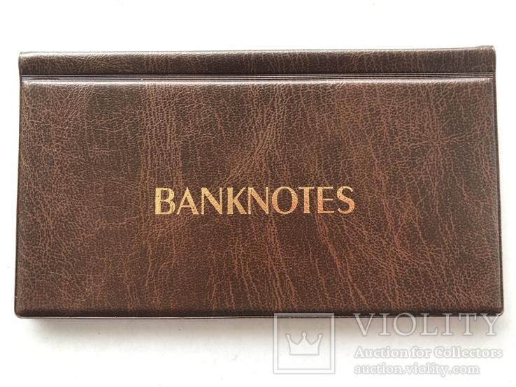 Альбом для банкнот 20 шт, фото №2