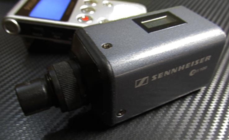 Трансмиттер Sennheiser SKP 100 / ew 100 передатчик
