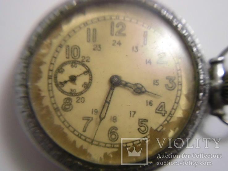 Часы карманные, Кировские,1947г. выпуска, ЗЧЗ, № 9829 ., фото №5