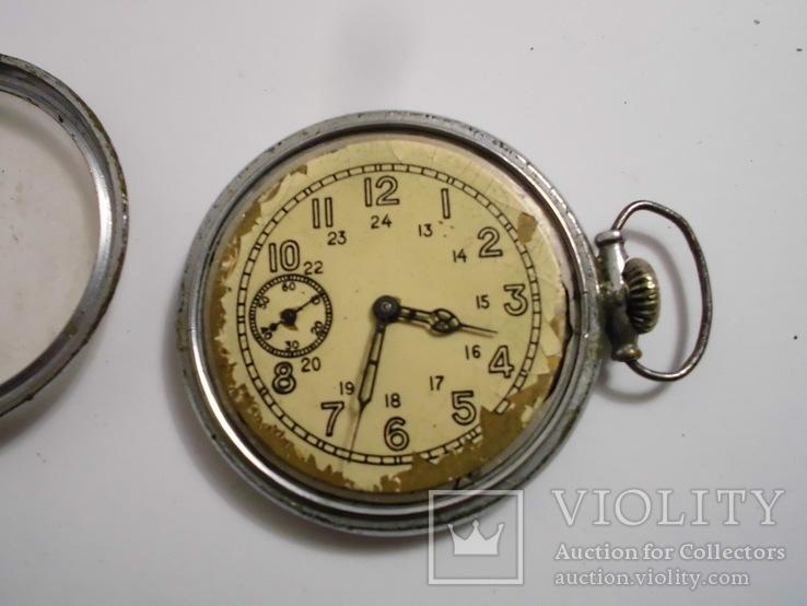 Часы карманные, Кировские,1947г. выпуска, ЗЧЗ, № 9829 ., фото №8
