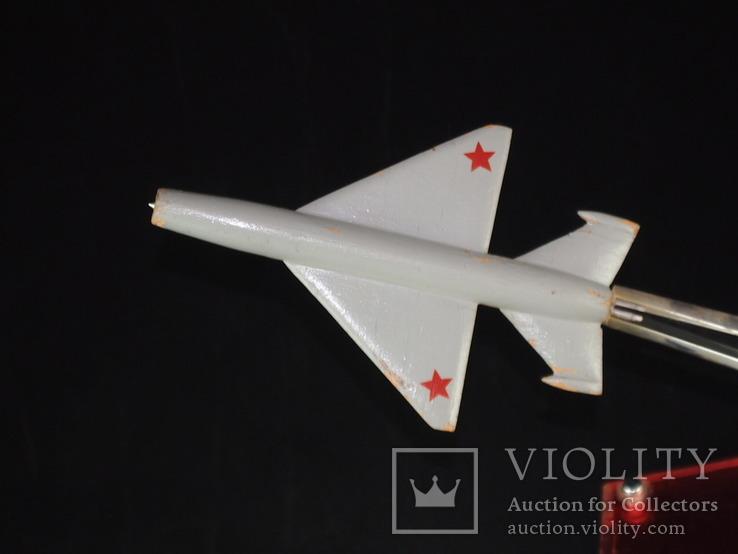 Сувенир, самолёт ЯК - 18П, МИГ - 21., фото №9