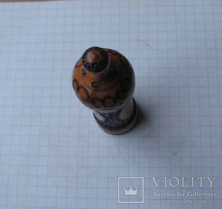 Какая-то бирюлька с надписью БЪЛГАРИЯ (ручная работа), фото №6