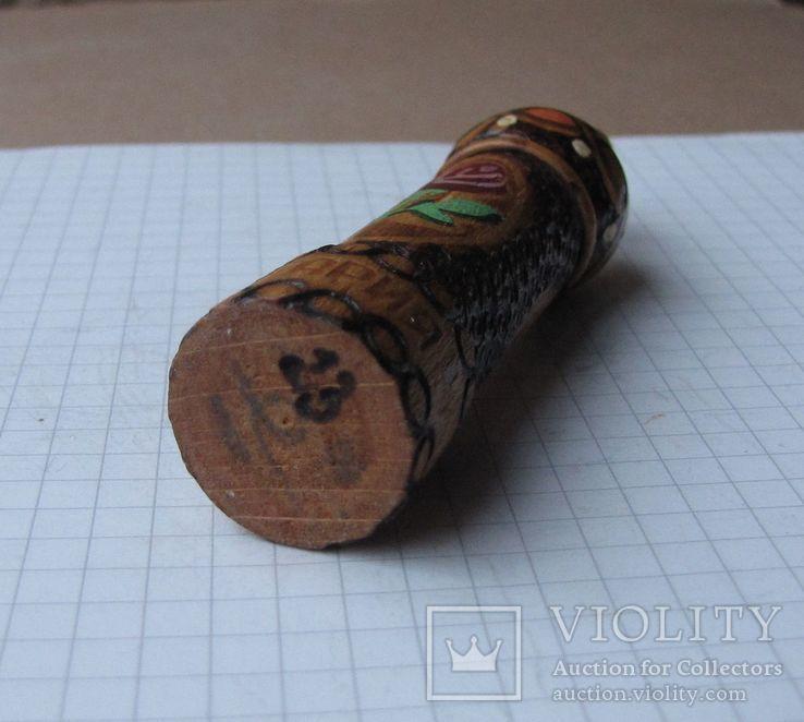 Какая-то бирюлька с надписью БЪЛГАРИЯ (ручная работа), фото №7