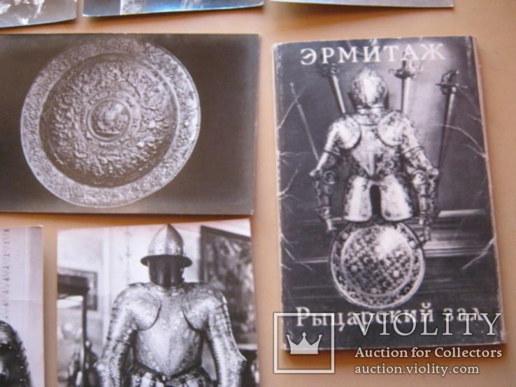 Набор фотографий Рыцарский зал Эрмитаж, фото №6