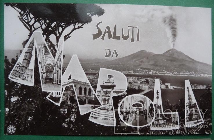 Два привета из Неаполя , 4 привета из Рима ., фото №4