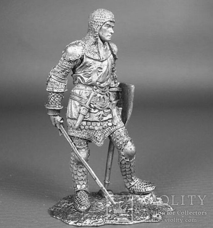 Германия. Рыцарь Тевтонского ордена.14век., фото №3
