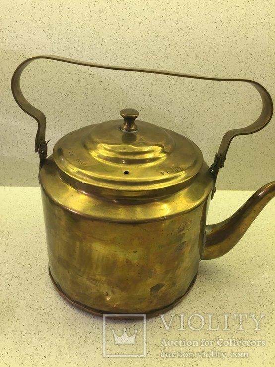 Военный чайник РСФСР