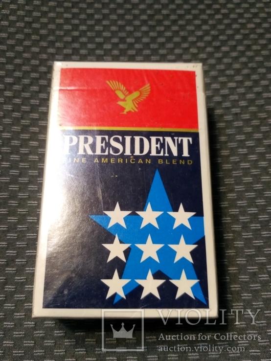 президент сигареты купить в
