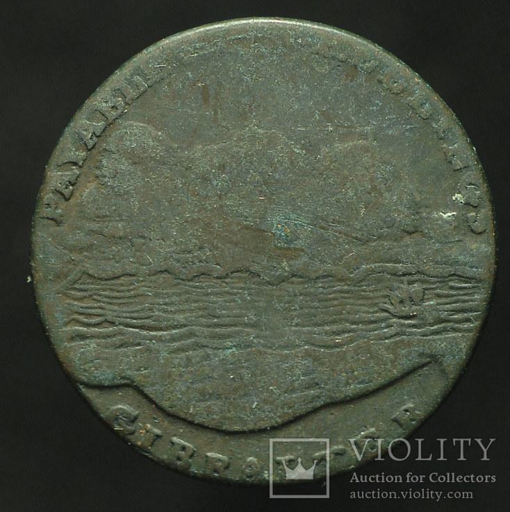 Гибралтар 1 кварт 1802