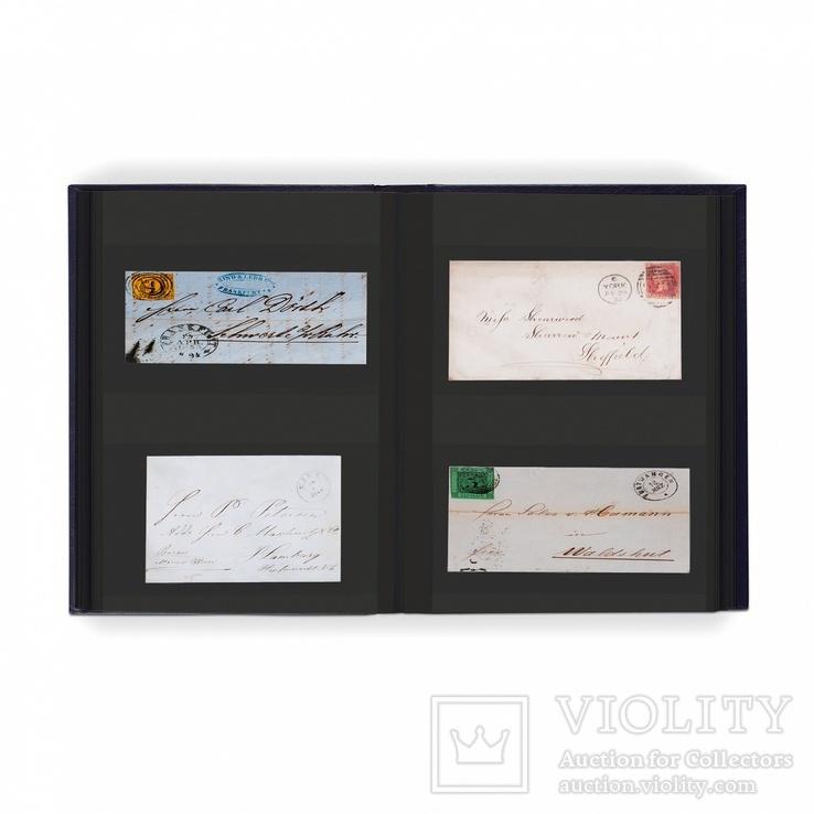 Альбом для блоков, писем или открыток A4, Leuchtturm, фото №3