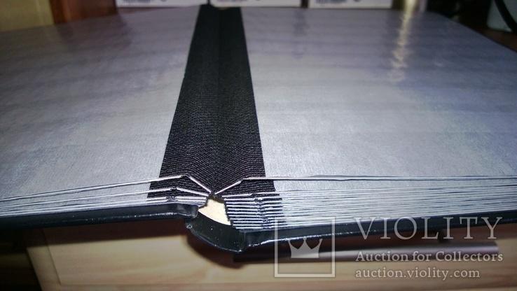 Альбом/Кляссер 16 листов (32стр) А4 Мягкая обложка, фото №3