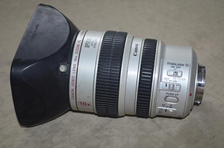 Объектив для видеокамеры Canon XL1