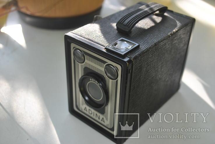 Старая фотокамера