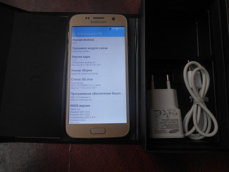 Samsung galaxy s7 на 64Gb