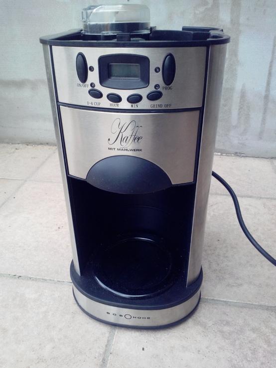 Кофеварка Kaffeeautomat mit mahlwerk BOB HOME