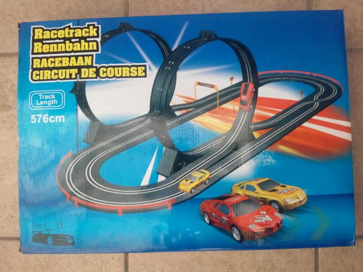 Машинки на радиоуправлении racetrack rennbahn 576