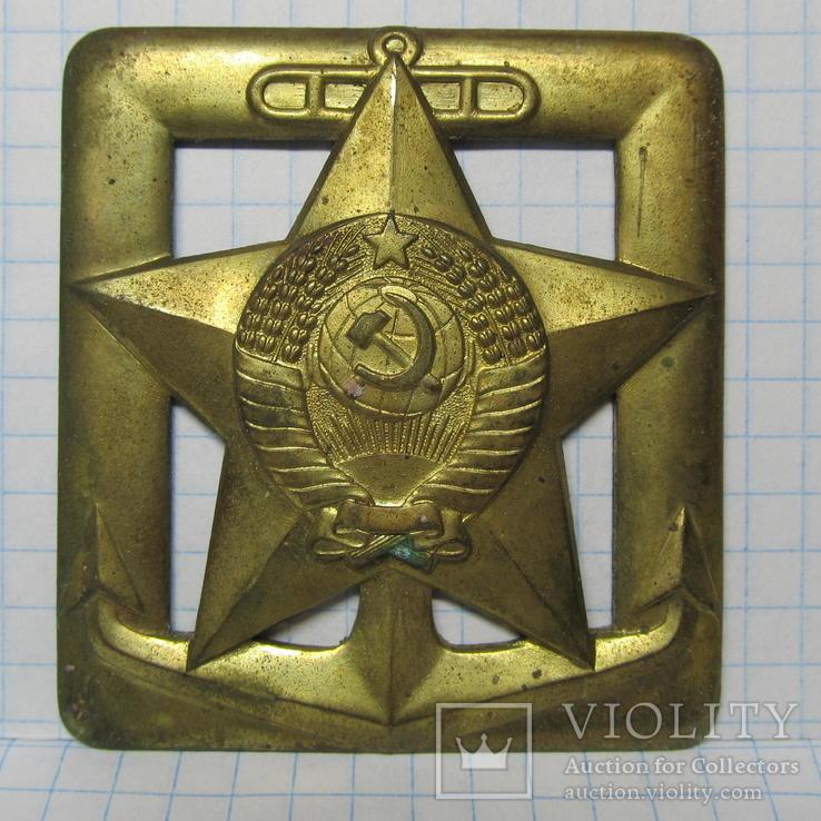 Пряга адмиральская высшего ком. состава ВМФ, обр.1979 г.