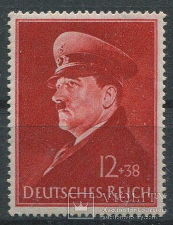 1941 Рейх полная серия MNH ** 52 года Гитлеру